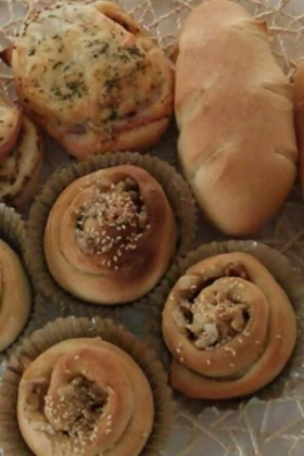 ☆HBで大量形成パン用基本生地☆