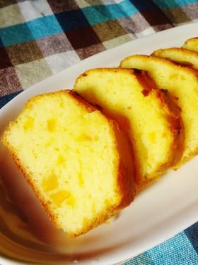 オレンジピールDEパウンドケーキ