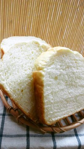 ♦HB 塩麹でふわふわ食パン