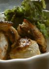 鶏ムネ肉はちみつ味噌漬け