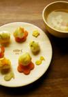 1歳の誕生日に☆離乳食☆手まり寿司