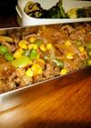 お弁当に★すきやき風牛肉のピリ辛煮