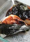 長芋のぽたぽた焼き
