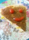 朝食やおやつに☆簡単!おかずケーキ