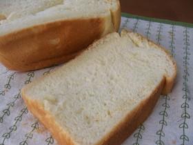ミルクリッチな食パン☆ホームベーカリー