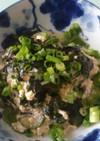おぼろ豆腐の中華風白和え