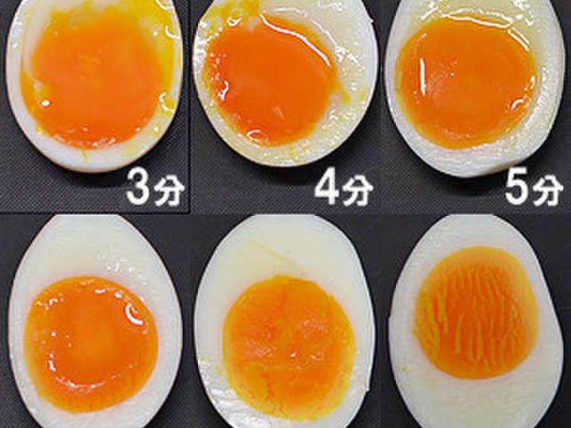 ゆで 卵 簡単 作り方