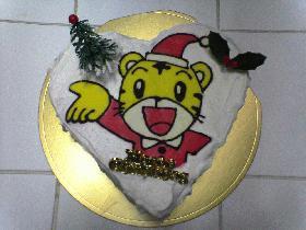 お好きなケーキで☆キャラケーキ