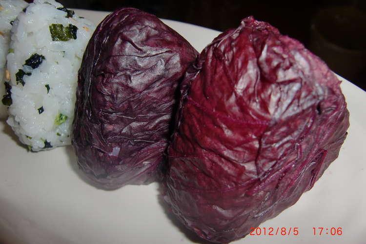 赤 紫蘇 レシピ
