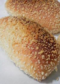 揚げずに揚げパン気分な調理パン