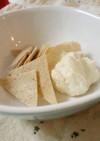 簡単濃厚☆豆腐クリームチーズ