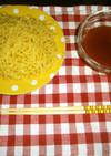 ピリ辛つけ麺☆盛岡冷麺風(^O^)