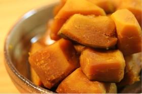 ほっくりこっくり好きの*かぼちゃの煮物
