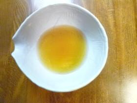 煎り酒(江戸前料亭の再現)