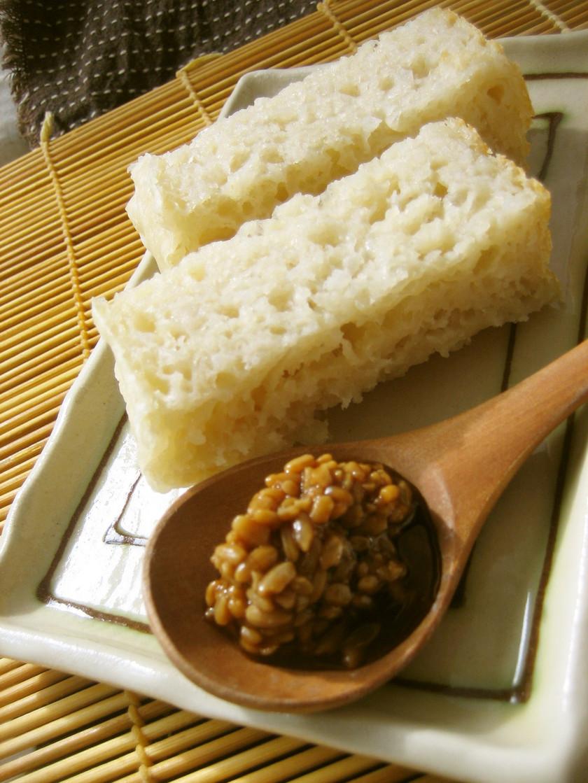 ♡ ごはんパンと自家製醤油麹 ♡