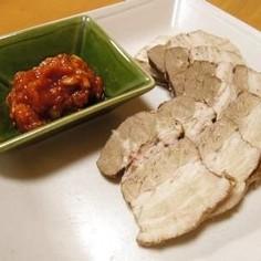ポッサム ~韓国風茹で豚~