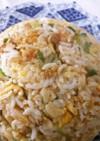 煮豚の卵チャーハン