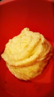 豆腐ホイップクリームの写真