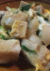 高野豆腐入り親子煮