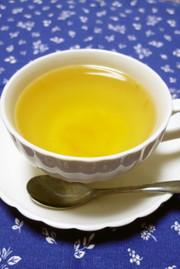 夏もホットで!ミツカン黒酢入りゆず茶の写真