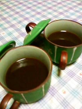 ダイエット部応援!!寒天でコーヒーゼリー