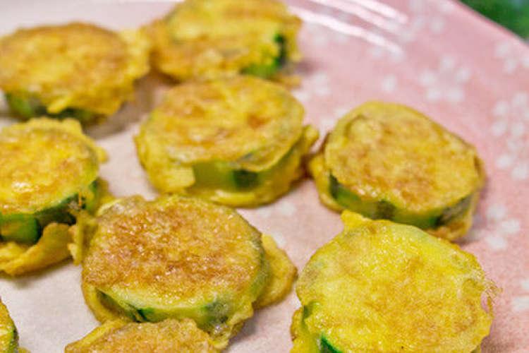 レシピ 簡単 人気 ズッキーニ フライパンで簡単!ズッキーニのおかずレシピ6選♪家族に人気の味はコレ!