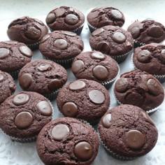 ☆簡単チョコカップケーキ☆