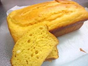 簡単!HMでパンプキンパウンドケーキ