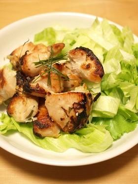 エスニック風☆鶏むね肉の塩麹焼き