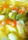 絶対ダイエットスープ☆カレー風味
