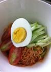 ビビン麺。本場韓国の甘辛素麺