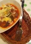 ラタトゥーユチーズ焼き