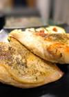 レンジ加熱実験☆鶏胸肉の塩麹山椒焼き