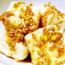 揚げないで作る!木綿豆腐の油淋鶏風