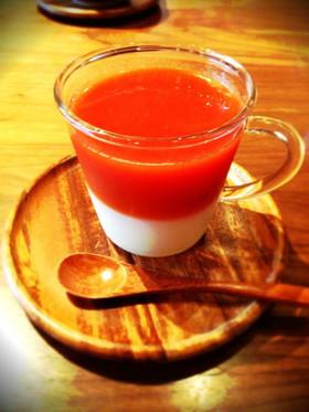 甘酒トマトドリンク