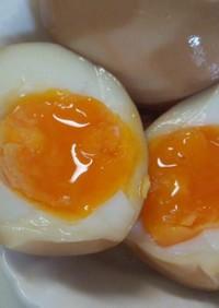 半熟 酢たまご(味付け卵)