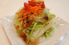 超簡単☆豆腐サラダ