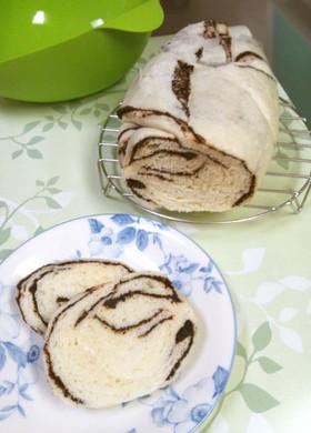 ルクエ*ロースター☆レンチン折り込みパン