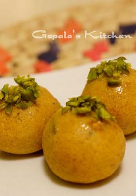 インドのお菓子☆ラドゥー