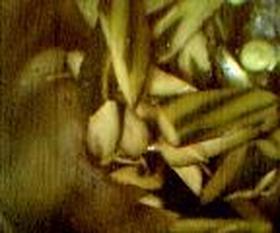 きゅうりのたたきピリ辛生姜漬け