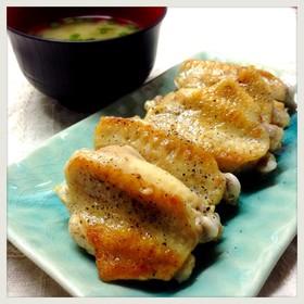 簡単★鶏肉のナンプラー焼き