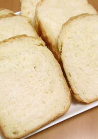 HBでシンプル食パン