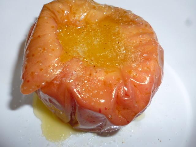 レンジで5分!簡単焼きリンゴ