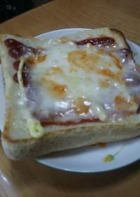 ◆なんちゃってのピザトースト◆