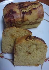 梅ジャムと醤油のパウンドケーキ
