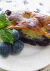 簡単ブルーベリーヨーグルトケーキ♪