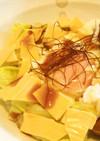 焼肉のタレで目玉焼き&ソーセージ丼