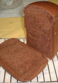 ホームベーカリーでハニーココア食パン