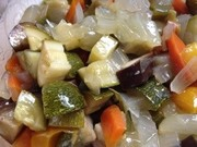 塩ラタトゥイユ  ⭐無水鍋で調理⭐の写真