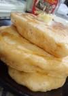 イースト発酵☆おからと野菜パンケーキ
